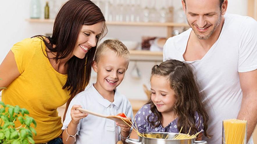 Οικογενειακή διατροφή